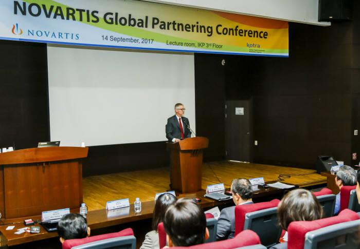 노바티스-코트라, '글로벌 파트너링 컨퍼런스' 성료