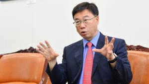국회 상임위원장 인터뷰<2>신상진 과학기술정보방송통신위원장
