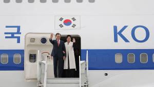 文 대통령, 구테흐스 유엔총장에 '북핵' 대화 중재 요청