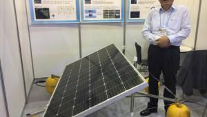 더블유쏠라, 수상 태양광 발전 시스템 개발