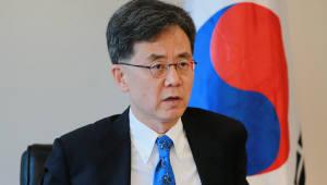 김현종 통상교섭본부장, 美 USTR 대표 첫 대면…한미 FTA 논의