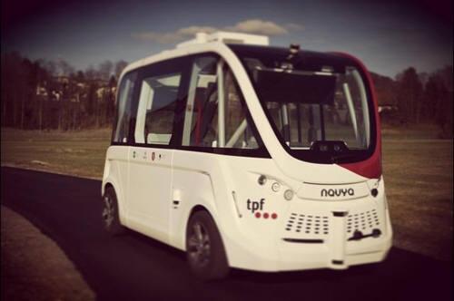 스위스 프리부르시에서 정식으로 대중교통 노선에 투입한 자율주행 버스 이미지/사진=스위스 인포 홈페이지 프리부르 대중교통사업소(tpf)