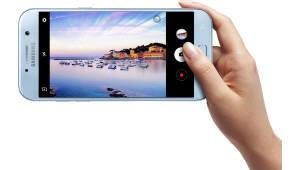 카메라 4개 달린 스마트폰 나온다…삼성, 갤럭시A에 전·후면 듀얼 카메라 적용