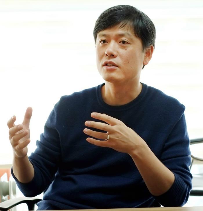 """장병규 4차산업혁명위원회 의장 """"젊은 시각으로 새로운 변화 만들겠다"""""""