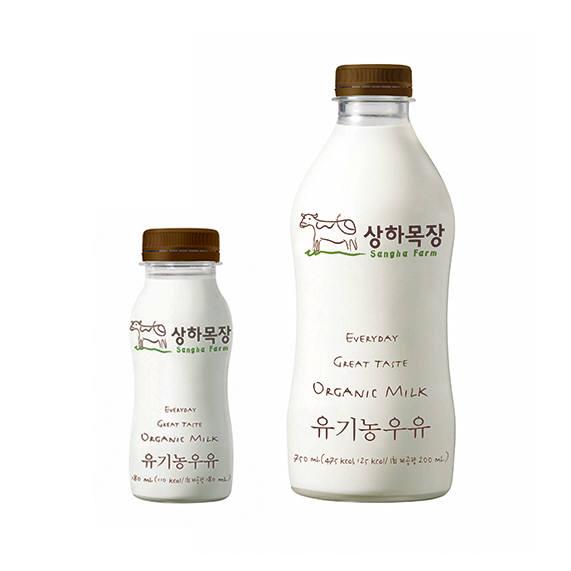 매일유업 유기농 우유 '상하목장'
