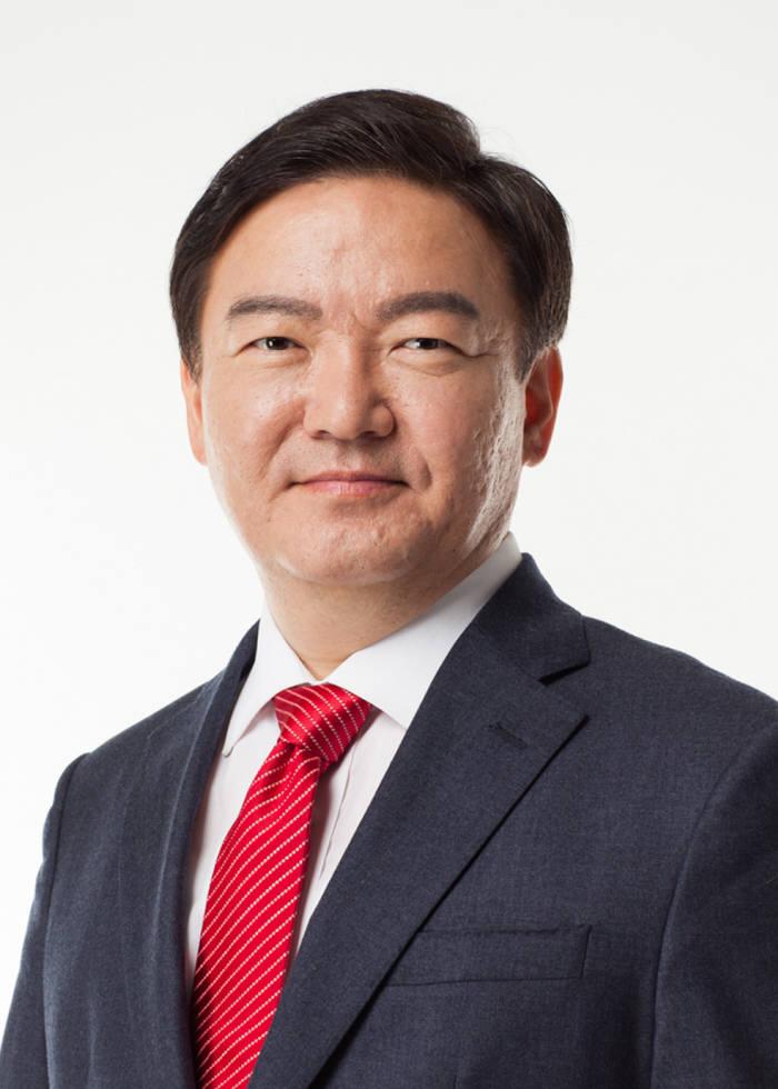 민경욱 자유한국당 의원