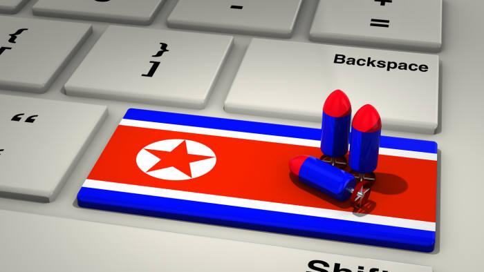 북한 노동절 창립일이 되며 사이버 긴장감이 높다. GettyImages
