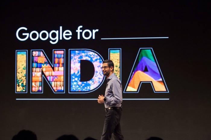 전자신문 DB. 순다르 피차이 구글 최고경영자(CEO)