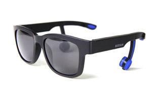 시선이 개발한 블루투스 기반 골전도 스마트 안경