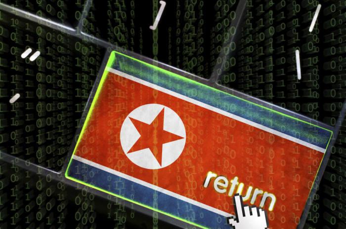 우리군 전장망이 북한이 만든 랜섬웨어 '워너크라이' 피해를 입었다. ⓒ게티이미지뱅크