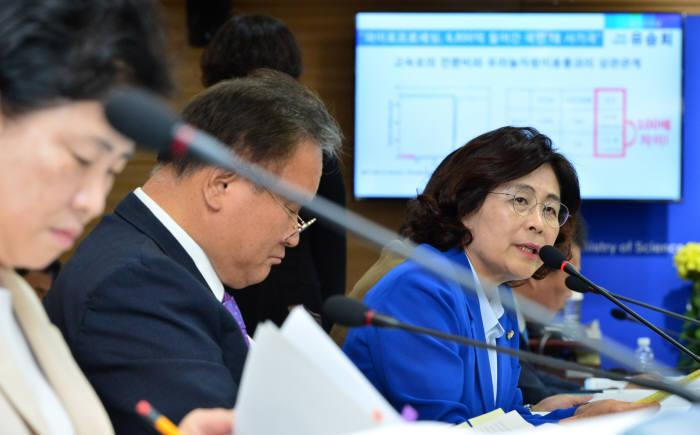 2017 과학기술정보통신부 국정감사 유승희 의원