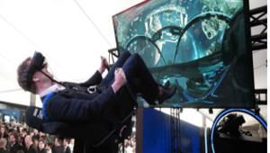 '실감 영상' VR·AR용 OLED 디스플레이 특허출원 껑충