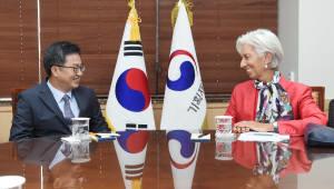 """세계경제 회복세에도, 경제수장들 경고 """"기뻐할 때 아니다"""""""