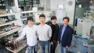 UNIST, 충전속도와 용량 1.5배 높인 이차전지 제조기술 개발