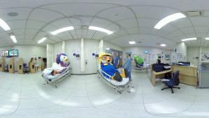 [의료바이오]수술실 안내하는 '뽀로로', 소아환자 불안감 해소 효과 톡톡