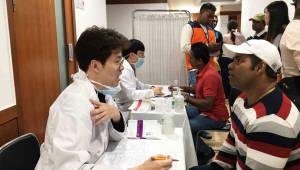 명지병원, 이주민 대상 무료 진료 봉사활동 펼쳐