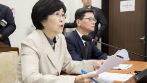 김은경 환경부 장관, 국회 물관리 일원화 협의체서 조속한 처리 당부