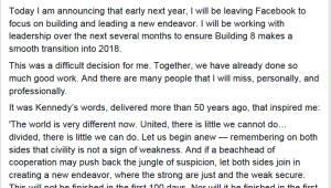 페이스북 하드웨어 책임자 레지나 듀건 회사 떠난다