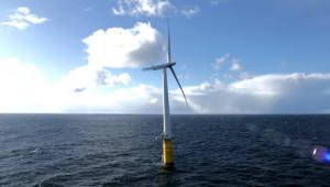 스코틀랜드, 세계 최초 부유식 해상풍력발전 가동