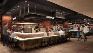 현대百, 천호점 식품관 리뉴얼 오픈…국내외 유명 맛집 대거 입점