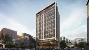 성남시, 판교테크노밸리 특급호텔 사업계획 승인