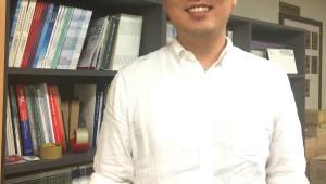 서태원 영남대 기계공학부 교수, 젊은 로봇과학자