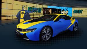 일렉트로마트, BMW와 컬래버레이션 마케팅