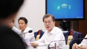 文, 속도감있는 '혁신창업' 대책 마련 지시…내달 1일엔 국회서 예산안 시정연설