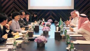 문미옥 과기보좌관, 사우디서 원전 분야 협력 논의