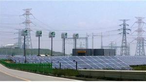 한수원, 농가참여형 태양광발전소 첫 벼 수확