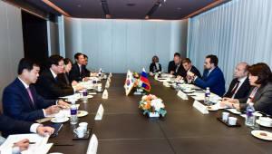 동북아시아 한-러 전력연계 협력채널 시동