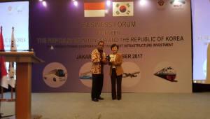 김현미 장관, 인도네시아에서 고위급 인프라 협력 외교