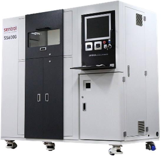 중국에 수출되는 3D 프린터 SS600G