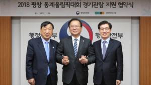 현대백화점그룹, '순직 경찰관·소방관 자녀' 평창동계올림픽 관람 지원