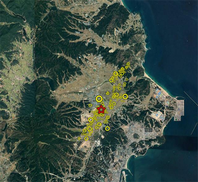 포항 지진의 초기 분석 현황