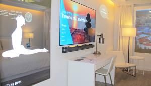 사물인터넷 맞춤 서비스...삼성, IoT 호텔룸 체크인