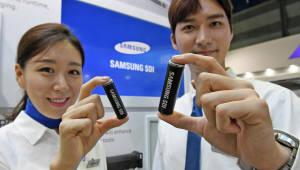 삼성SDI, 원통형 배터리 생산 확대...전기차 수요 눈독