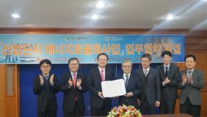 한전에너지솔루션, 대구광역시와 청정스마트산업단지 조성