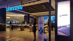 삼성, 멕시코에 첫 공식 체험형 매장 오픈
