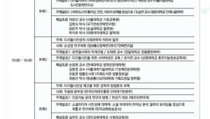 {htmlspecialchars(한국인터넷윤리학회, '디지털시민성의 형성과 발전'을 주제로 추계학술대회 개최)}