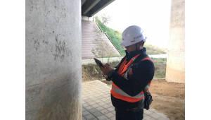 한국도로공사 광주전남본부, 도로시설물 점검 모바일 'EX-CAD' 개발 운용