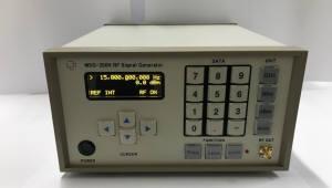 밀리트로닉스, RF신호발생기 국산화