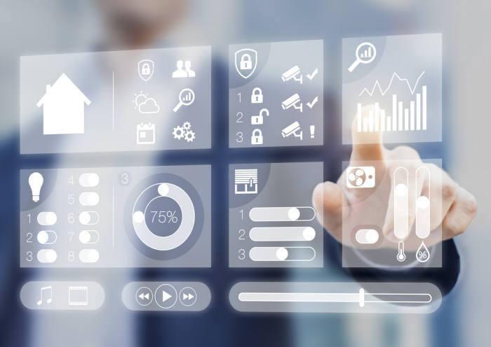 인공지능 미래주택 통합 제어