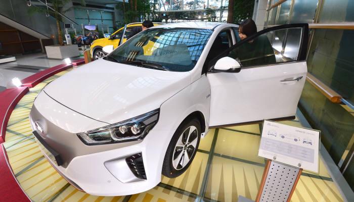 [단독]현대차, 내년 전기SUV만 7만4000대 생산...전기차 '빅5' 노린다