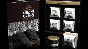 비타민하우스 '시베리안 차가버섯', 방사능 검사 적합 판정
