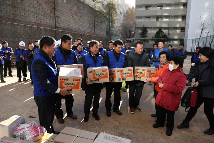 한국전기공사협회, 시흥동서 전기시설 봉사 활동
