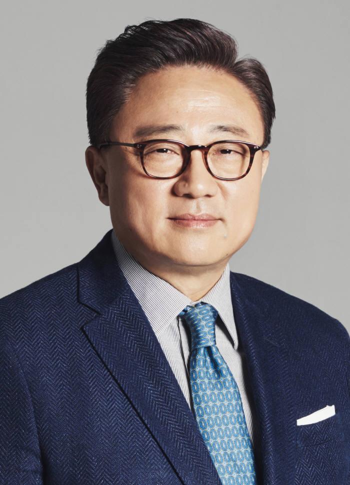 고동진 삼성전자IM부문장(사장)