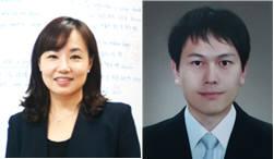 문회리 UNIST 교수(왼쪽)와 오현철 경남과기대 교수