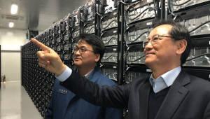 한전에너지솔루션, 올 한해 100㎿h 규모 ESS 설치