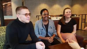 """세계적 혁신대학 미네르바스쿨 학생을 만나다…""""7개국에서 다양한 문화와 비즈니스 배워"""""""